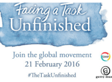 The Task Unfinished: Join the Movement