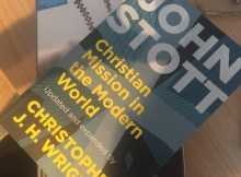 Books I Have Read: Christian Mission In The Modern World