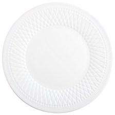 Πιάτο Βαθύ Alizee Perle 23cm Luminarc Λευκό
