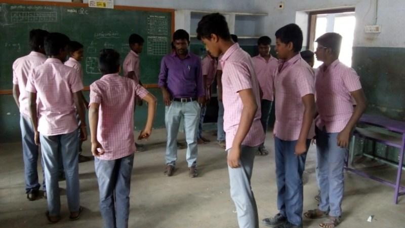 DRUG FREE SCHOOL-LIFE SKILLS SESSION