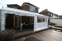 Awning Curtains Manufactured by Kover-it. - Kover-it Blog