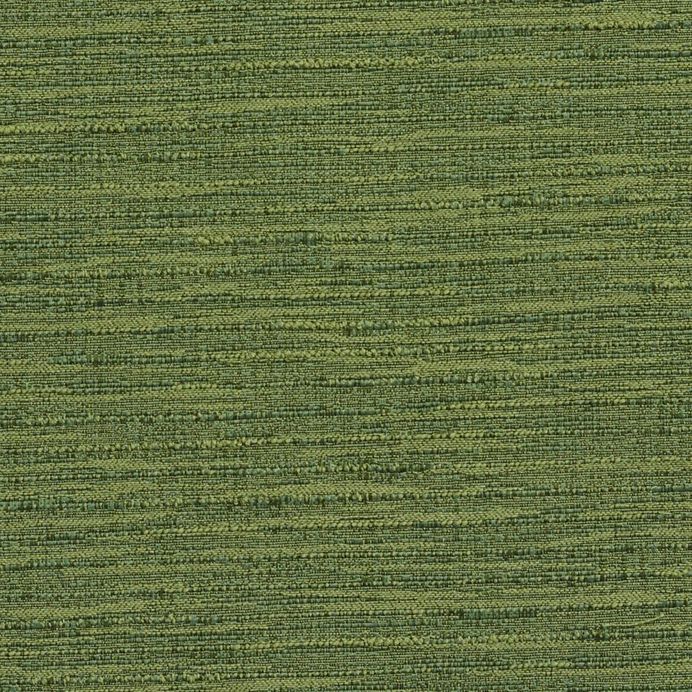 Dark Green Tweed Textured Damask or Jacquard Upholstery Fabric