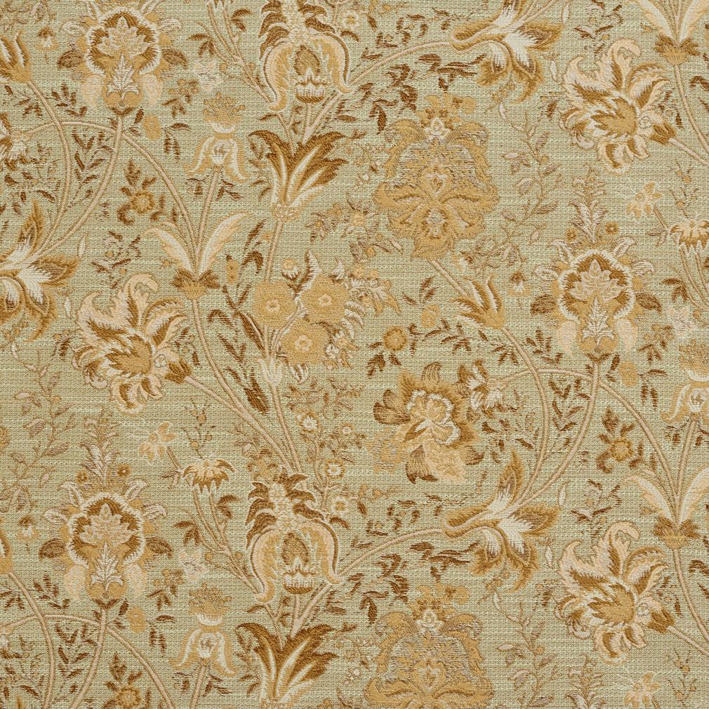 Red Animal Print Wallpaper Capri Gold And Green Ornate Large Flower Pattern Tapestry