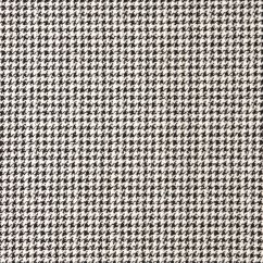 Houndstooth Sofa Fabric Sectional Sleeper Futon Onyx Black And White Tweed Damask Upholstery