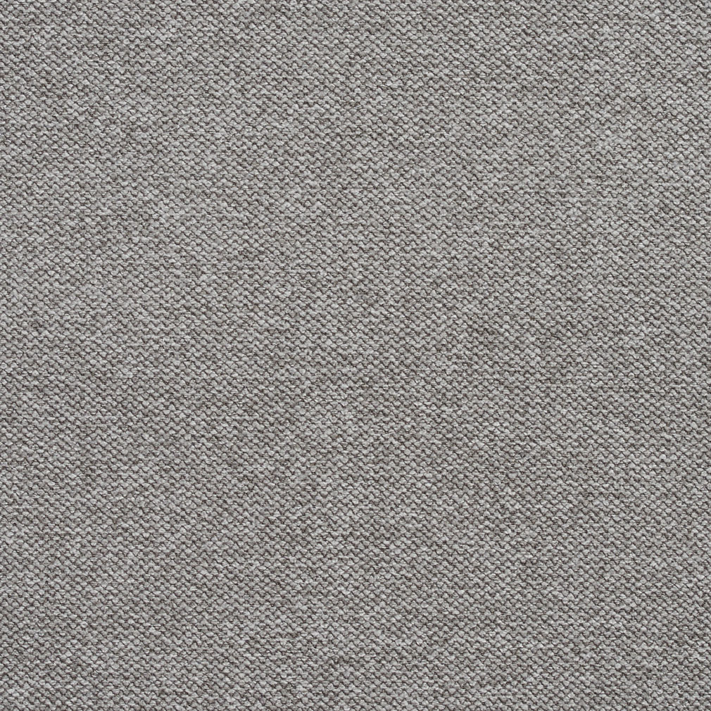 Silver Gray Plain Crypton Stain and Abrasion Resistance Fabric