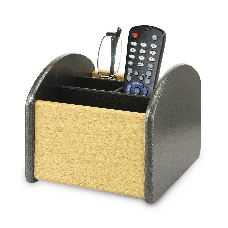 Revolving Remote And Accessories Storage Caddy KOVOT