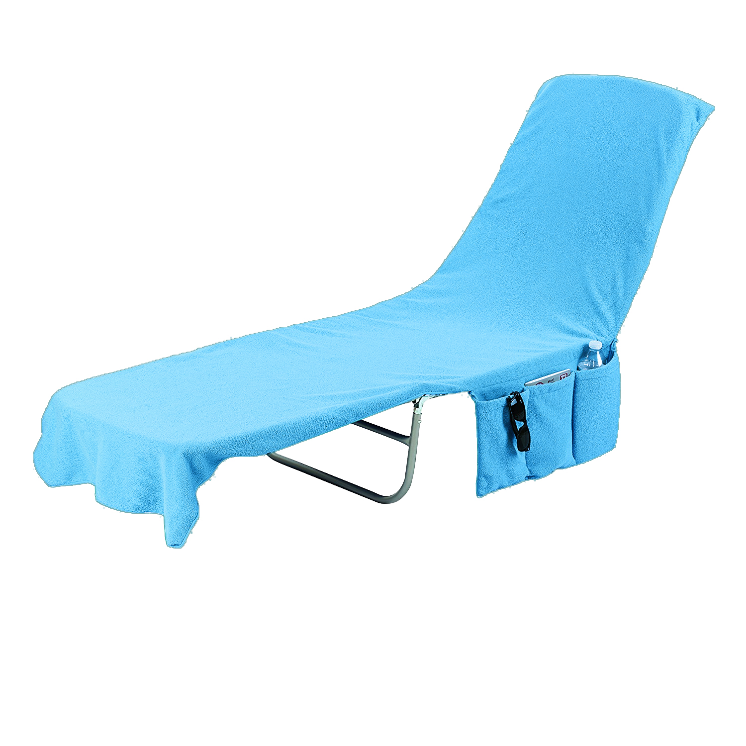 Terry Cloth Lounge Chair Cover  KOVOT