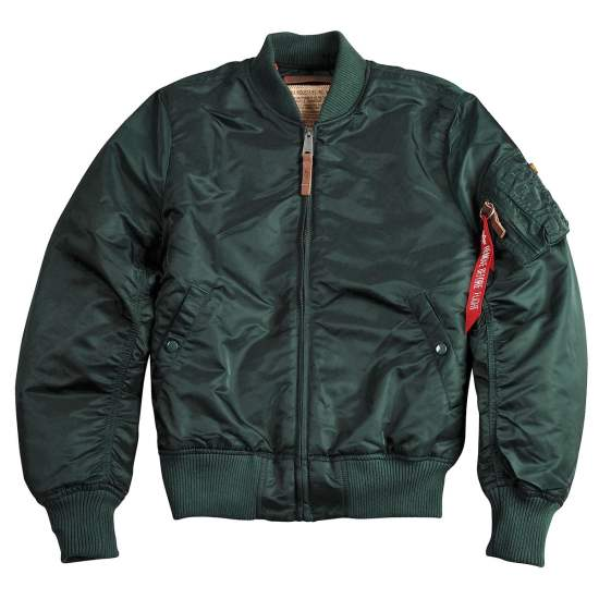 ALPHA INDUSTRIES-MA1-VF59, bomber