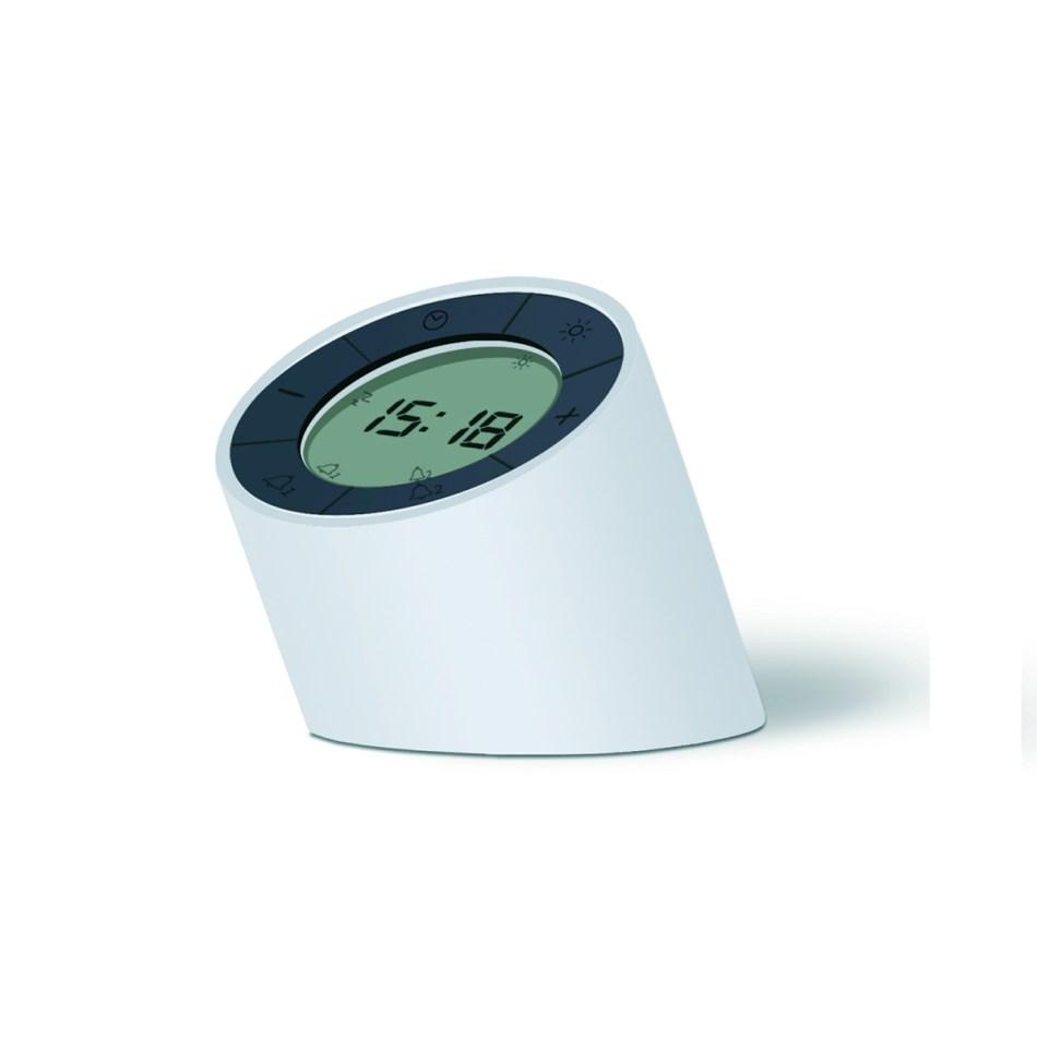 Edge Light Alarm Clock