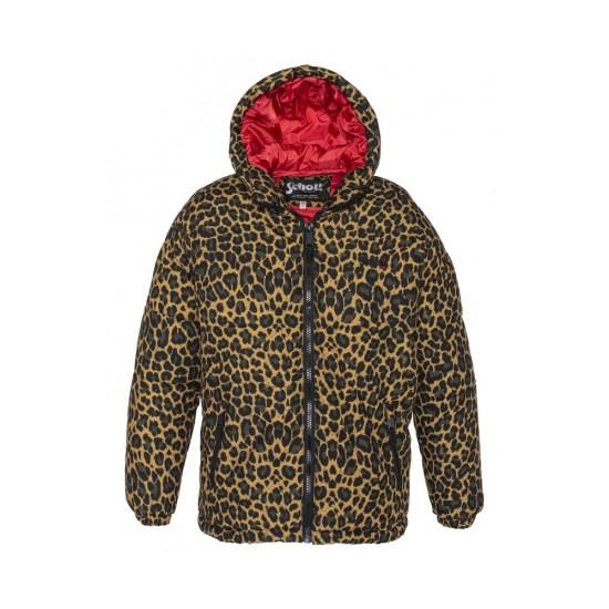 chaqueta acolchada alaska