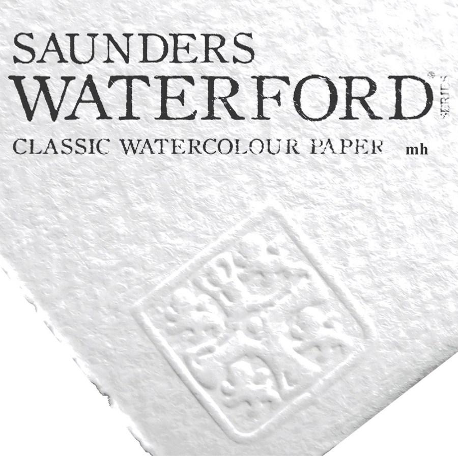 Papel acuarela Saunders Waterford