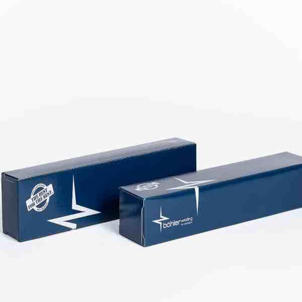 Bohler Bazická svařovací elektroda sada v krabičce