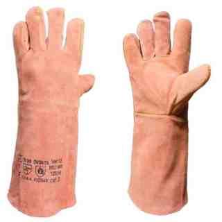 WELD MAX AB svářečské rukavice velikost 12 - foto 1