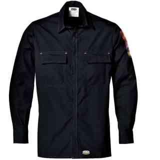 košile POLYTECH tmavá 378137-48
