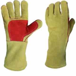 WELDSTAR - svářečské rukavice velikost 10 a 11 - foto 1