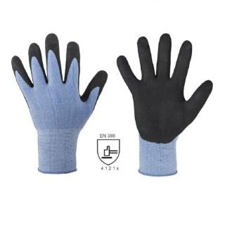 PORTLAND ochranné povrstvené bezešvé pracovní rukavice - foto 1