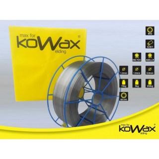 Kowax G4Si1 1.0mm 15kg Speed Road svařovací drát, nepoměděný