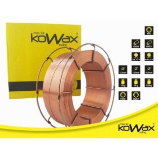 Svařovací drát Kowax G3Si1 1.0mm 5kg