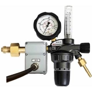 CO2 200/30litrů ohřev 24V Redukční ventil GCE ProControl