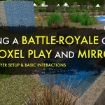 Making a 'Battle Royale' with Voxel Play and Mirror – Part I