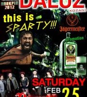 Σάββατο βράδυ στο Club Daluz με Nigma live…