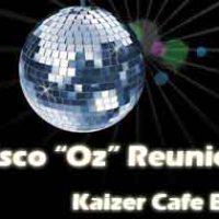 Κι εγώ μεγάλωσα στη Disco OZ! ReUnion Party στο Kaizer Cafe – Bar!