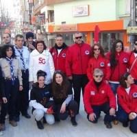 Η Ελληνική Ομάδα Διάσωσης κάλυψε σε πρώτες βοήθειες τις εκδηλώσεις της Κοζανίτικης Αποκριάς