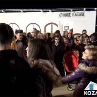 Με πολύ κόσμο και φέτος το άναμμα του φανού Πλατάνια – Δείτε το βίντεο του KOZANILIFE.GR