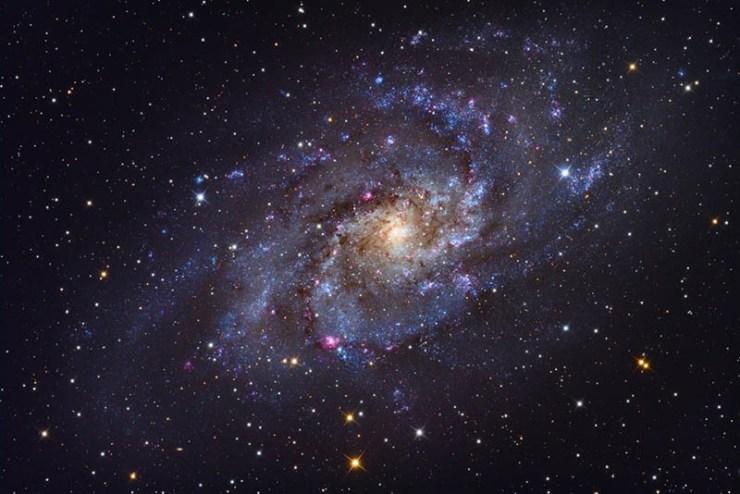 The-Triangulum-Galaxy