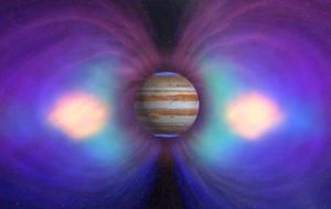 Jüpiter'in Devasa Manyetik Alanı
