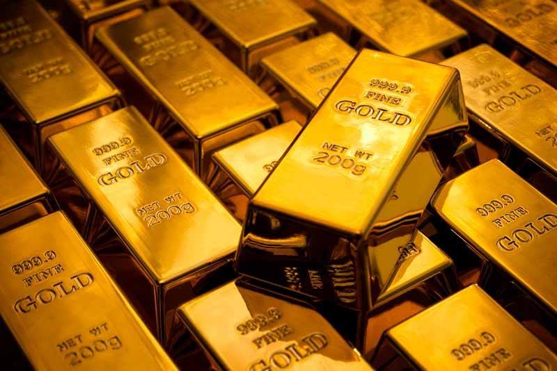 Altının Sarı Rengi