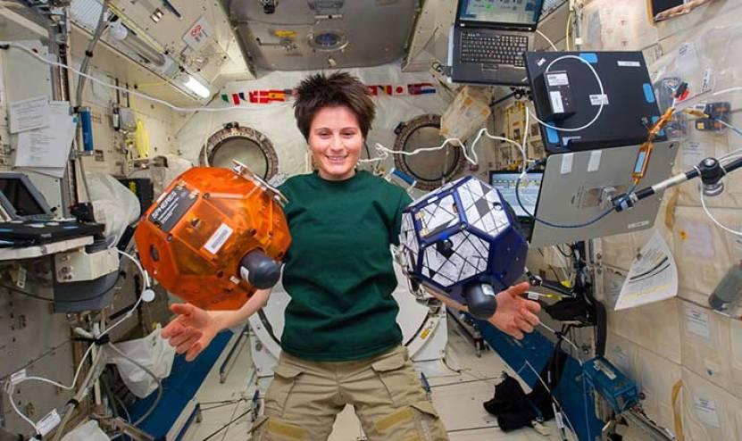 Uzay istasyonları