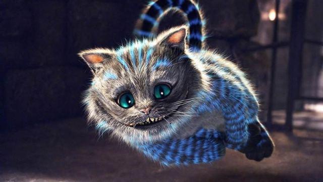 """Galaksi grubuna ismini veren, Alis Harikalar Diyarı romanındaki ünlü """"cheshire cat""""..."""