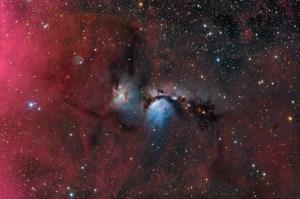 Günün Gökbilim Görüntüsü (29-12-2017) M78 Yansıma Bulutsusu ve Çevresi
