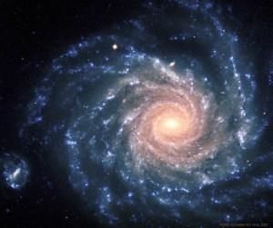 Günün Gökbilim Görüntüsü (26-12-2017) Büyük Sarmal Galaksi: NGC 1232