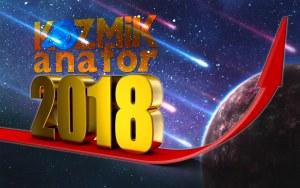 2018'de Rakamlarla Kozmik Anafor