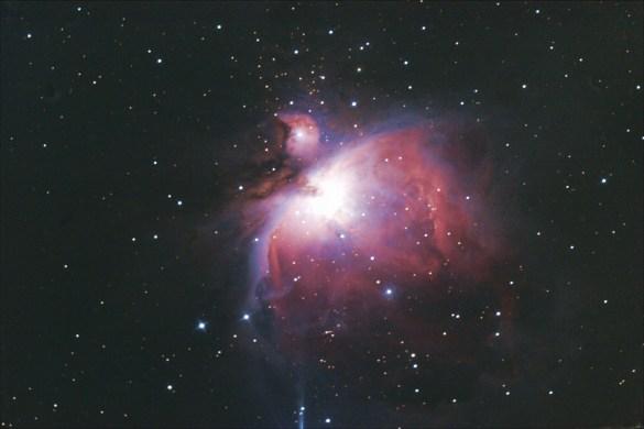Andromeda Nebulası