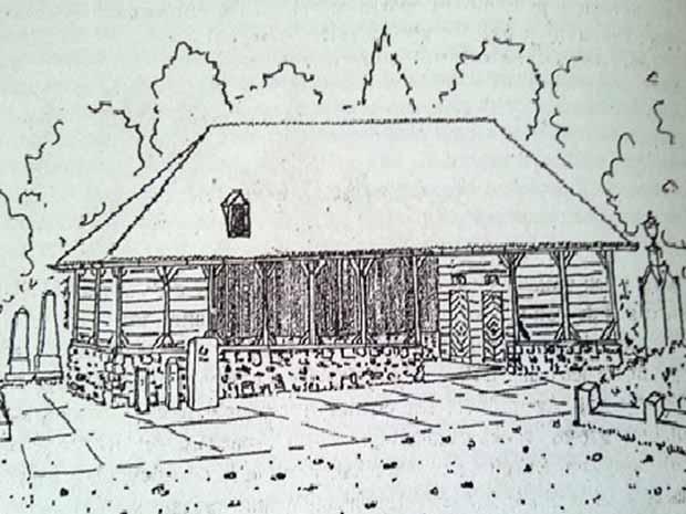 A marosvasahelyi reformatus ravatalozo epulete