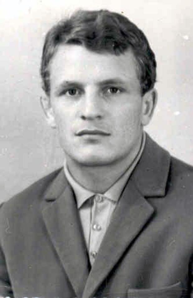Ambrus Lajos fiatalon