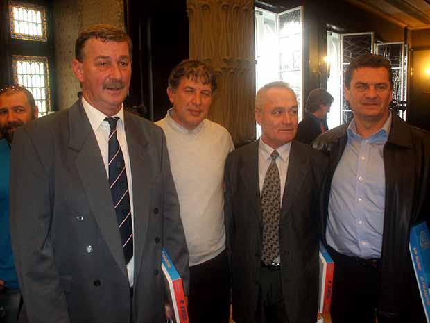 Az ASA 50 éves évfordulóján-Biró II.  Levente+Botezan+Ciorceri+Muntean