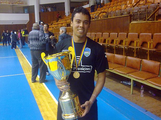 Carlao es a Romania-kupa