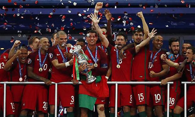 Euro 2016-Portugália Európa-bajnok, Fotó-Reuters
