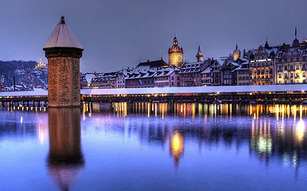 Karácsony Svájc
