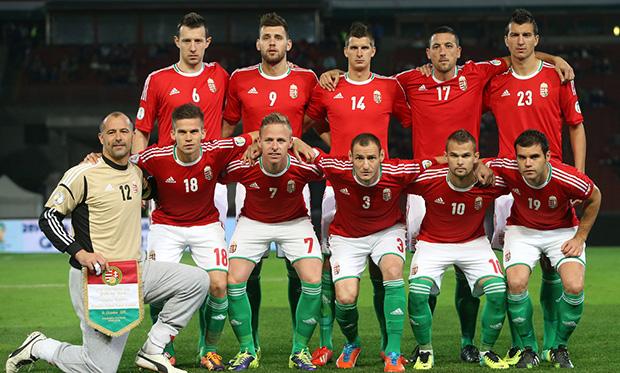 Magyar labdarúgó válogatott  2015