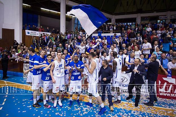 Maros KK döntőbe jutott, 2016. május-1