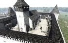 Nagyajta gótikus templomerődje
