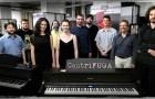 Ingyenes koncertet ad a CentriFUGA Kortárs Zenei Műhely a Kultúrpalota kistermében