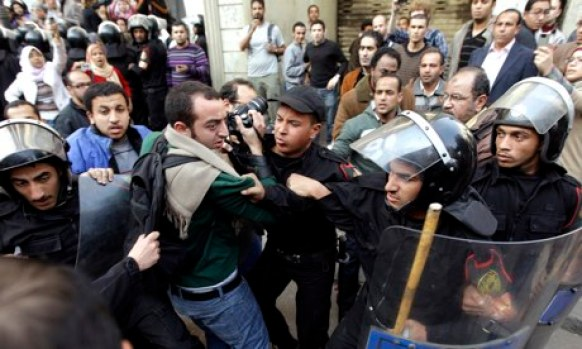 Egypt journalists