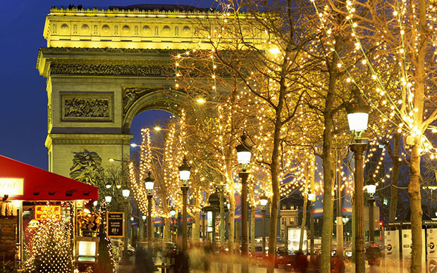karacsony Franciaország