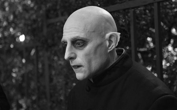 Playhouse Presents Nosferatu In Love...Playhouse Presents  Season 3 Nosferatu In Love Mark Strong as Nosferatu   Dusan Martincek/Sky Arts.....IMG_2887b.jpg